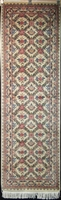 "Tabriz Trellis - Arts & Crafts de William Morris : 8'4"" x 2'7"""