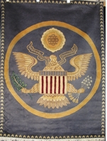 """White House Oval Office Seal: 5'7"""" x 4'2"""""""