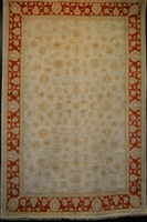"Zaboltan Lotus Vines: 9'1"" x 6'1"""