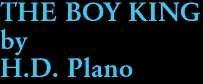 THE BOY KING by H.D. Plano