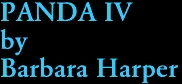 PANDA IV by Barbara Harper