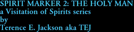 SPIRIT MARKER 2: THE HOLY MAN a Visitation of Spirits series by Terence E. Jackson aka TEJ