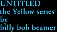 UNTITLED  the Yellow series by billy bob beamer