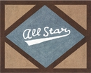 All Star Sports Floor Rug by Sweet Jojo Designs