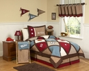 All Star Sports - Kids Bedding Twin 4 Piece Set