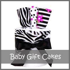 Baby Shower Gift Cakes