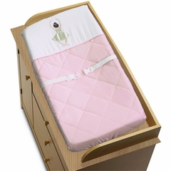 Ballerina Changing Pad Cover by Sweet Jojo Designs