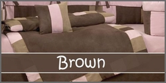 Brown Baby Bedding