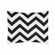 Chevron Black and White 4pc Teen and Kids Twin Bedding Set