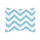 Chevron Turquoise and White 4pc Teen and Kids Twin Bedding Set