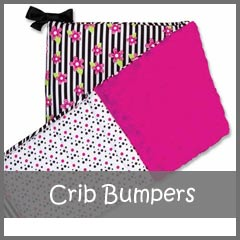 Crib Bumpers by Trend Lab