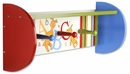 Dr. Seuss ABC Shelf with Pegs by Trend Lab