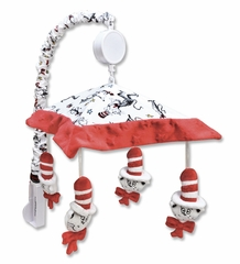 Dr. Seuss Cat in the Hat Mobile