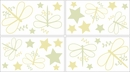 Green Dragonfly Dreams Wall Decals by Sweet Jojo Designs