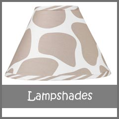 Lamp Shades by Sweet Jojo Designs