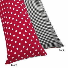 Little Ladybug Collection Body Pillow Cover