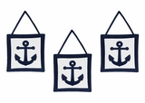 Nautical Anchor Wall Hangings
