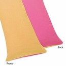 Pink and Orange Butterfly Collection Body Pillow Cover
