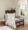 Riley's Roses Shabby Chic Toddler Bedding Set