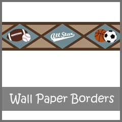 Wallpaper Borders