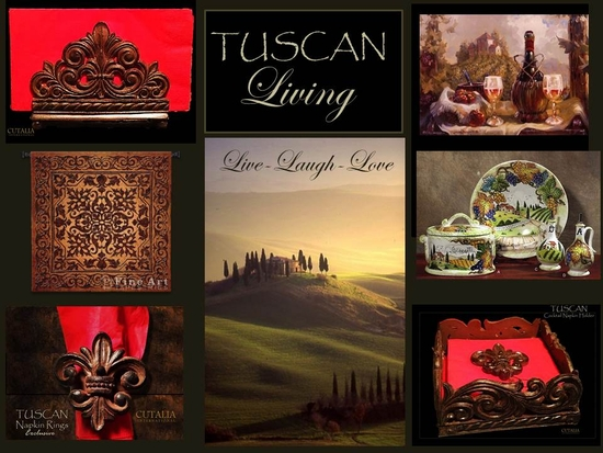 Cutalia International Tuscan Decor French Country Ask