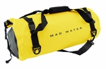 30L Roll-Top Waterproof Duffel - Yellow