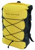 30L Roll-Top Waterproof Backpack - Yellow