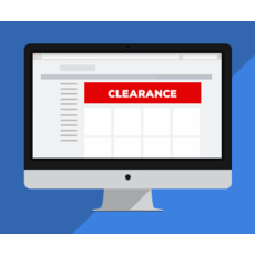 "Automatic ""Clearance"" Page"