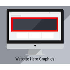 Website Hero Graphics