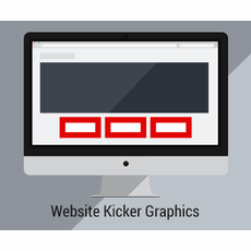 Website Kicker Graphics