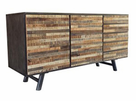 Ashley Express Furniture - Forestmin - A4000053 - Accent Cabinet, Multi