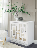 Ashley Express Furniture - Walentin - A4000066 - Accent Cabinet, White