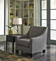 Ashley Furniture Accent Chair, Charcoal