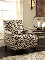 Ashley Furniture Accent Chair, Expresso