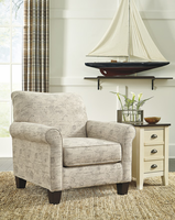 Ashley Furniture Accent Chair, Gray