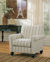 Ashley Furniture Accent Chair, Maple