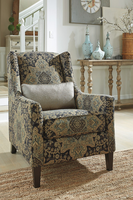 Ashley Furniture Accent Chair, Onyx
