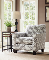 Ashley Furniture Accent Chair, Pearl