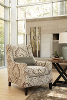 Ashley Furniture Accent Chair, Shale