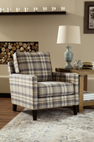 Ashley Furniture Accent Chair, Slate