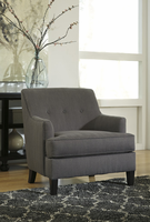 Ashley Furniture Accent Chair, Smoke