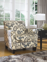 Ashley Furniture Accent Chair, Steel