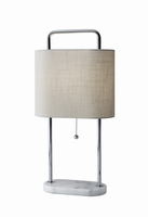 Adesso Avery Tall Table Lamp