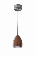 Adesso Cypress LED Oval Pendant