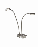 Adesso Eternity LED Double Gooseneck