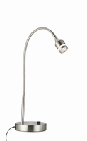 Adesso Prospect LED Desk Lamp, Steel