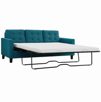 Alcove Sofa, Teal [FREE SHIPPING]