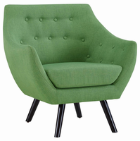 Allegory Armchair, Green [FREE SHIPPING]
