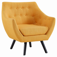 Allegory Armchair, Mustard [FREE SHIPPING]