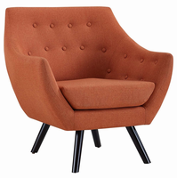 Allegory Armchair, Orange [FREE SHIPPING]